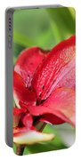 Double Asiatic Lily Named Cocktail Twins Portable Battery Charger