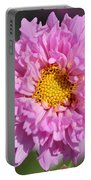 Double Click Cosmos Named Rose Bonbon Portable Battery Charger