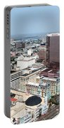 Downtown Atlantic City Portable Battery Charger