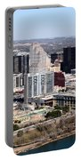 Downtown Austin Portable Battery Charger