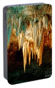 Draperies And Stalactites Portable Battery Charger