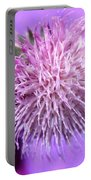 Dream In Violet Portable Battery Charger