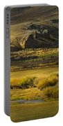 Early Fall Sunrise Portable Battery Charger