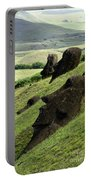 Easter Island 17 Portable Battery Charger