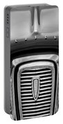 Edsel Corsair Grille Emblem Portable Battery Charger