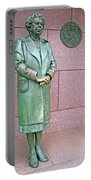 Eleanor Roosevelt -- 1 Portable Battery Charger by Cora Wandel