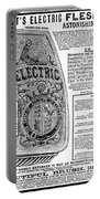 Electric Brush, 1882 Portable Battery Charger