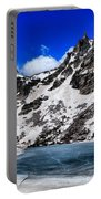 Emerald Lake In Rocky Mountain National Park Portable Battery Charger