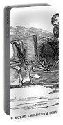 England Royal Sledge, 1854 Portable Battery Charger