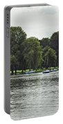 English Garden Munich Germany Portable Battery Charger