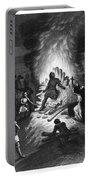 Execution Of Atahualpa Portable Battery Charger