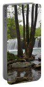 Falling Water Portable Battery Charger