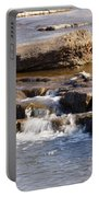 Falls Park Waterfall Portable Battery Charger