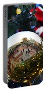 Faneuil Hall Christmas Tree Ornament Portable Battery Charger