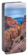 Farview Point At Bryce Canyon Portable Battery Charger