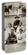 Father Damien (1840-1889) Portable Battery Charger