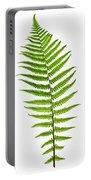 Fern Leaf Portable Battery Charger
