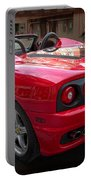 Ferrari 360 Spider Portable Battery Charger