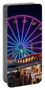 Ferris Wheel Rides And Games Portable Battery Charger