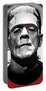Film Homage Boris Karloff The Bride Of Frankenstein 1935 Publicity Photo 1935-2012 Portable Battery Charger