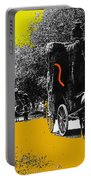 Film Homage Haskell Wexler Days Of Heaven Hay Wagons 1878-2008 Portable Battery Charger