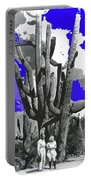 Film Homage Victor Fleming Jean Harlow Bombshell 1933 Saguaro Nat'l Monument Tucson 2008 Portable Battery Charger