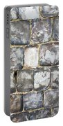 Flint Stone Wall Portable Battery Charger