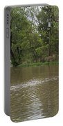 Flooded Park Portable Battery Charger