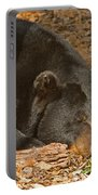 Florida Black Bear Portable Battery Charger