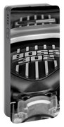 Ford Mustang Boss 302 Engine Portable Battery Charger