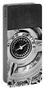 Ford Thunderbird Wheel Emblem Portable Battery Charger