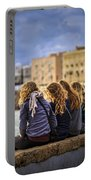 Foreign Students Cadiz Spain Portable Battery Charger