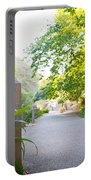 Forest Pathway Portable Battery Charger