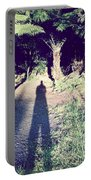 Forest Shadow Portable Battery Charger