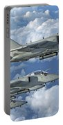 Formation Of Italian Air Force Amx-acol Portable Battery Charger