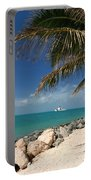 Fort Zachary Taylor Beach Portable Battery Charger