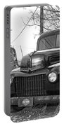 Forties Ford Pickup Portable Battery Charger
