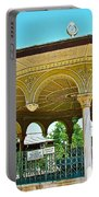Fountain For Doing Ablutions In Konya-turkey  Portable Battery Charger