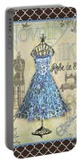 French Dress Shop-b1 Portable Battery Charger