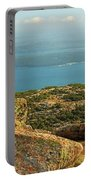 Frenchman's Bay From Cadillac Mountain Portable Battery Charger