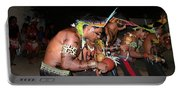 Fulnio Indians Of Brazil  Portable Battery Charger