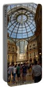 Galleria Vittorio Emanuele. Milano Milan Portable Battery Charger