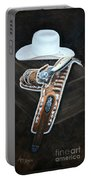 Gene Autry Tribute Portable Battery Charger