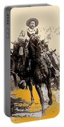 General Pancho Villa At Ojinaga A Military Triumph 1916-2008 Portable Battery Charger