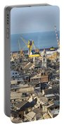 Genova. The Old Town  Portable Battery Charger