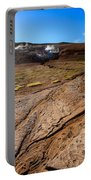 Geothermal Field Portable Battery Charger