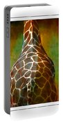 Giraffe Colors Portable Battery Charger