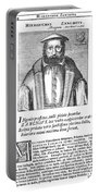 Girolamo Zanchi (1516-1590) Portable Battery Charger