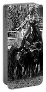 Git Along Dogies Bw Portable Battery Charger