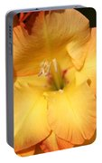 Gladiolus Named Halloween Portable Battery Charger